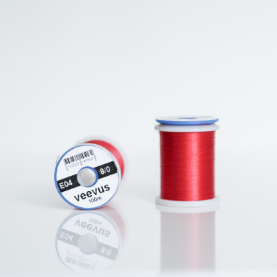 Veevus Fly Tying Thread – Red