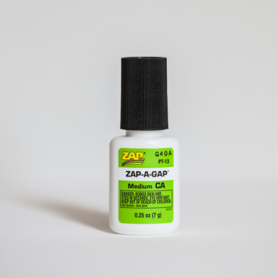 Zap-A-Gap Fly Fishing Glue