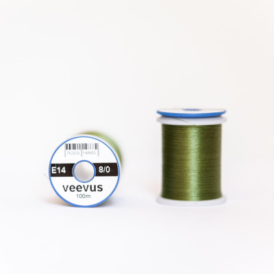 Veevus Fly Tying Thread – Olive